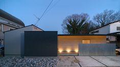 Facade Design, House Design, Interior Architecture, Villa, Mansions, Nice, House Styles, Building, Home Decor
