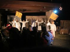 Indoor Living Nativity Milwaukee, WI #Kids #Events