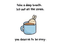 You deserve to be okay. :)