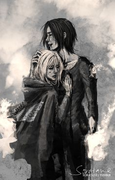 """Ymir / Histria Reis """"No matter what, I'm on your side."""""""