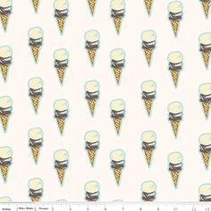 Riley Blake Designs: C2912-Cream