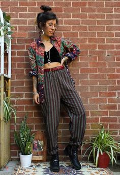 Neue Outfits, Boho Outfits, Fashion Outfits, Cute Hippie Outfits, Trendy Outfits, Looks Style, Looks Cool, Mode Hippie, Hippie Vibes