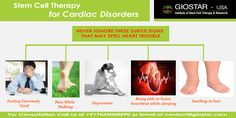 #Stem #Cell #Therapy for #Cardiac #Disorders  Know more : www.giostar.com Email: contact@giostar.com