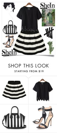 """""""Untitled #665"""" by suad-nisveta-mesic ❤ liked on Polyvore featuring beauty, Givenchy and Gianvito Rossi"""
