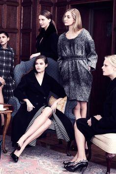 Jil Sander   Pre-Fall 2012 Collection   Vogue Runway