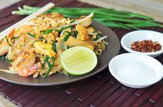 Pad Thai--Great recipe!