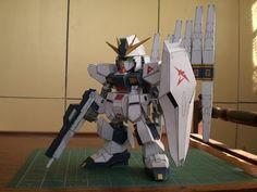 SD RX-93 Nu Gundam