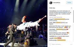 Marc Anthony dedicó su último concierto a Juan Gabriel