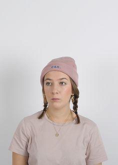 Bonnet Marin, Fil Bleu, Revers, Beanie, Hats, Fashion, Falling Down, King, Embroidery
