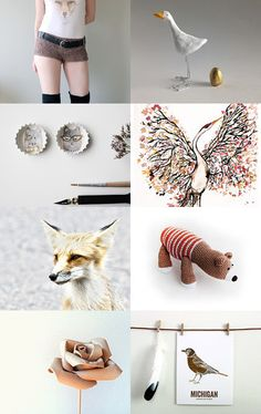 October 2014 - 11 by mira (pinki) krispil on Etsy--Pinned with TreasuryPin.com