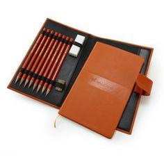 Palomino Luxury Sketch Kit - Blackwing Pencils; ''Half the pressure, twice the speed.''