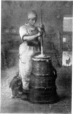 Albert Richardson was one of those rare inventorswho not only created numerous devices, but created devices that were completely unrelated to one another.  Until 1891 anyone wanting to make butter would have to do so by hand in a bowl. On February 17, 1891 Richardson patented the butter churn