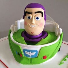 Cumple Toy Story, Festa Toy Story, Toy Story Theme, Toy Story Party, Spiderman Stencil, Toy Story Birthday Cake, Birthday Cakes, Birthday Parties, Polymer Clay Disney