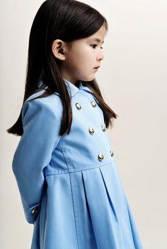 Livly - amazing blue coat