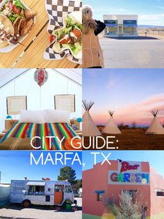 City Guide: Marfa, Texas.  What to eat, Where to stay and things to do.  Travel Guide by The Republic of Rose
