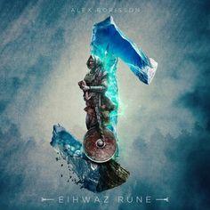 Eihwaz Rune (Alex Borisson)