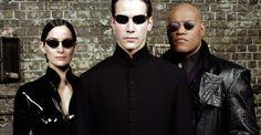 Neo, Trinity y Morfeo se reencuentran 18 años después de Matrix [FOTO] - http://wp.me/p7GFvM-Ac5