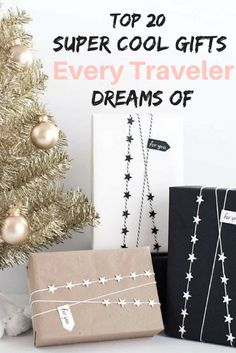 Looking for some gift ideas for the travel lovers in your life? Looking for some gift ideas for the travel lovers in your life? We've got you covered with this updated travel gift guide featuring some of the best gifts for travelers in Packing Tips For Travel, Travel Essentials, Travel Necessities, Packing Lists, Best Travel Gifts, Best Gifts, Travel Inspiration, Travel Ideas, Travel Info