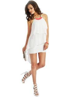 GUESS by Marciano Women's Anais Short Dress