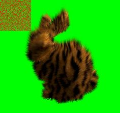 Generating Fur in DirectX or OpenGL Easily - Tutorials made easy!