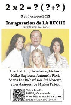 Don't miss it ! L'incroyable INAUGURATION DE LA RUCHE les 3
