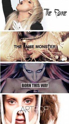 Lady Gaga: Best Albums Ever