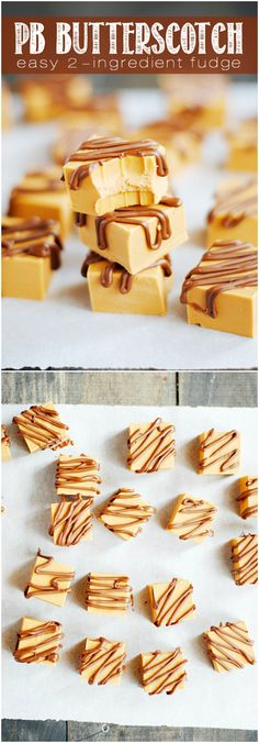 Peanut Butter Butterscotch Fudge « This look so delicious,and Yummy!