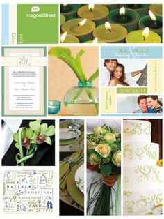 Image detail for -Irish wedding theme inspiration board courtesy of Magnet Street ...