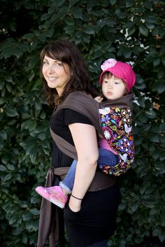 The CBHM Buckle Tai! My fave toddler carrier. babywearing