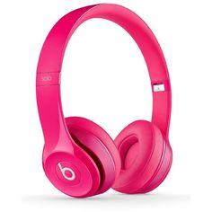 Beats hoofdtelefoon Solo2 (roze)
