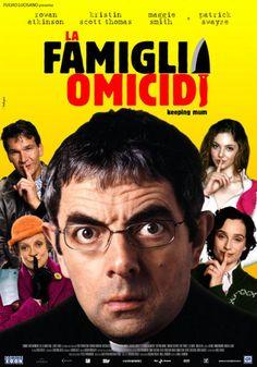 La famiglia omicidi, scheda del film La famiglia omicidi, trama di La famiglia omicidi, con Rowan Atkinson, cast, locandina, trailer, commenti, data di uscita, al cinema
