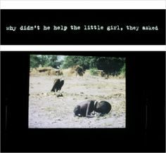 Alfredo Jaar, The Sound of Silence, Kevin Carter Pulitzer Prize-winning 1993 photograph of starvation in Sudan Kevin Carter, Define Art, Muse Art, One Image, Conceptual Art, Installation Art, Ny Times, Filmmaking, Paintings