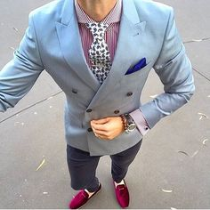 Gentleman Style — Something a little different •  Credit...
