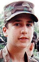 Army Spc. Benjamin A. Smith  Died November 2, 2005 Serving During Operation Iraqi Freedom  21, of Hudson, Wis.; assigned to the 1st Battalion, 502nd Infantry Regiment, 2nd Brigade Combat Team, 101st Airborne Division, Fort Campbell, Ky.; killed Nov. 2 when an improvised explosive device detonated near his Humvee near Baghdad.