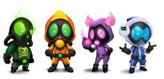 bomberman characters - Google Search
