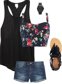 Honestly didn't like these bustiers for the longest time. But I am considering getting as many as I can and wearing plain flowy tank tops all summer. Then I can use them under some off the shoulder sweaters in the winter. I need to buy some!