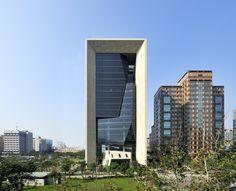Kelti Center / Artech Architects