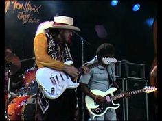 One of the greatest blues players ever to hold a guitar...Stevie Ray Vaughan Tin Pan Alley (with Johnny Copeland) Live at Montreux 1985