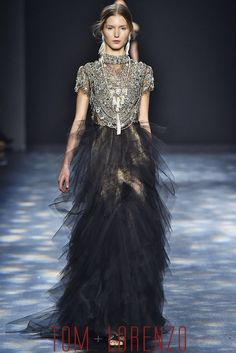 Marchesa New York RTW Fall Winter 2016 February 2016