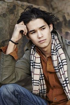 "Emperor Kaito ""Kai""-The Lunar Chronicles (Booboo Stewart) Actors Male, Actors & Actresses, Booboo Stewart, Rare Pictures, Celebs, Celebrities, Attractive Men, Good Looking Men, Kristen Stewart"