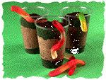Dirt Cups: Make this fun, easy dirt cup dessert recipe for family and friends. It's an easy dessert recipe and a real crowd pleaser.