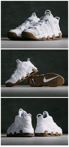 d204f115dc266 Nike Air More Uptempo  White Gum Sole Trees designs high quality premium  shoe trees for sneakers that reverse and minimize creasing and help  maintain ...