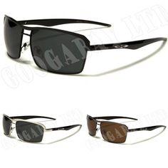 XLOOP Mens Polarised Designer Celebrity Metal Frame Sunglasses XL511 New