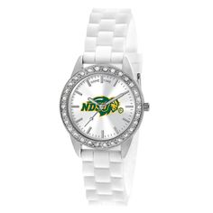 Women's College Game Time North Dakota State Frost Watch - White, North Dakota State University