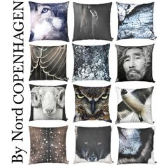 By Nord COPENHAGEN Cushions