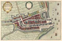 Rotterdam, Delfshaven, ca 1650