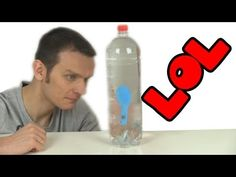 Ciężka woda lekki lód. Eksperymenty w domu (proste doświadczenia fizyczne i inne) - YouTube