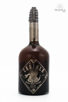 Crotalo Tequila Extra Anejo, rated the best tequila in the world