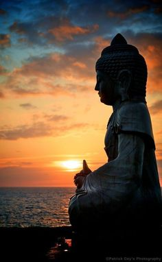 Buddha Point Sunset on the Waikoloa Coast ~ Big Island of Hawaii ~ Lotus Buddha, Buddha Zen, Gautama Buddha, Buda Wallpaper, Image Yoga, Little Buddha, Zen Meditation, Indian Meditation, Vipassana Meditation