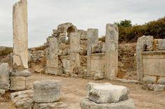 Die antike Stadt Perge - Rundgang mit W. Dorn